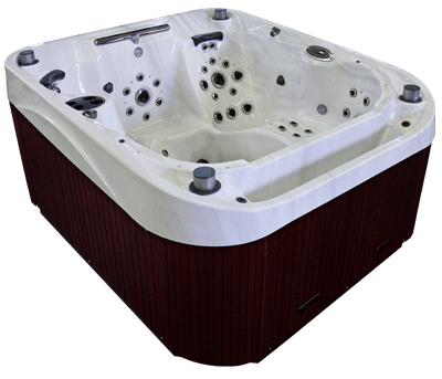 Coast Spas Horizon with Retractable Speakers