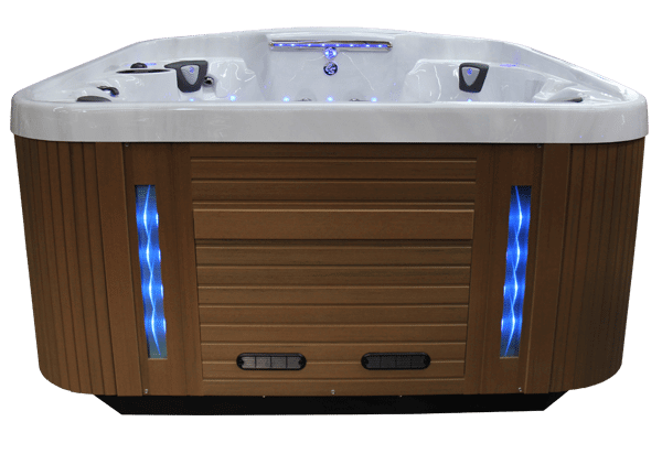 Coast Spas Zenith Curve Model