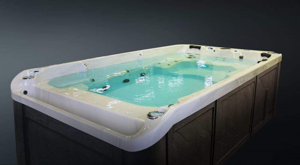 review of coast swim spas hot tubs ontario. Black Bedroom Furniture Sets. Home Design Ideas